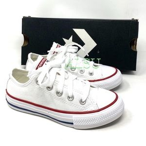 Converse Chuck Taylor AS Classic White Low Kid's
